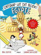 Ontsnap uit dit boek - Egypte
