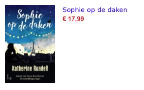 Sophie op de daken bol.com