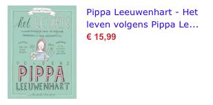 Het leven volgens Pippa bol
