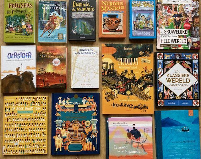 Boeken Kinderboekenweek 1