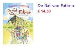De flat van Fatima bol