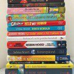 Nieuwe boeken september 2020