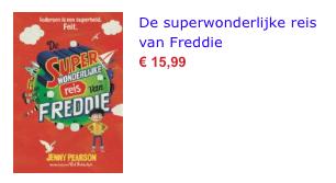 De superwonderlijke reis van Freddie bol.com
