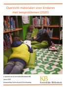 Overzicht materialen voor kinderen met leesproblemen
