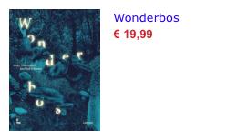 Wonderbos bol