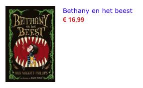 Bethany en het beest bol