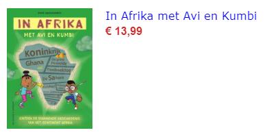 In Afrika met Avi en Kumbi bol