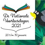 Nationale Voorleesdagen 2021 - thuis!