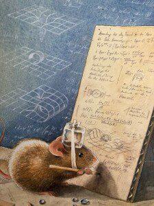 Einstein illustratie