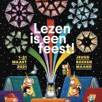Poster Jeugdboekenmaand 2021