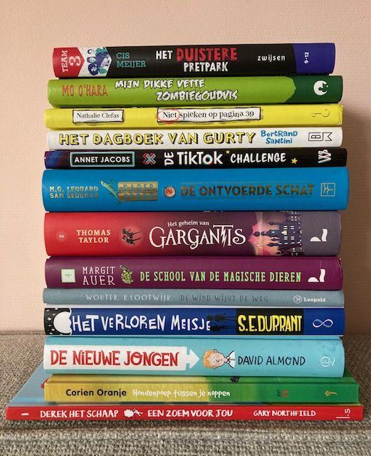 Nieuwe boeken maart 2021