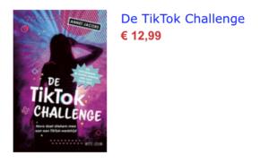 De TikTok Challenge bol