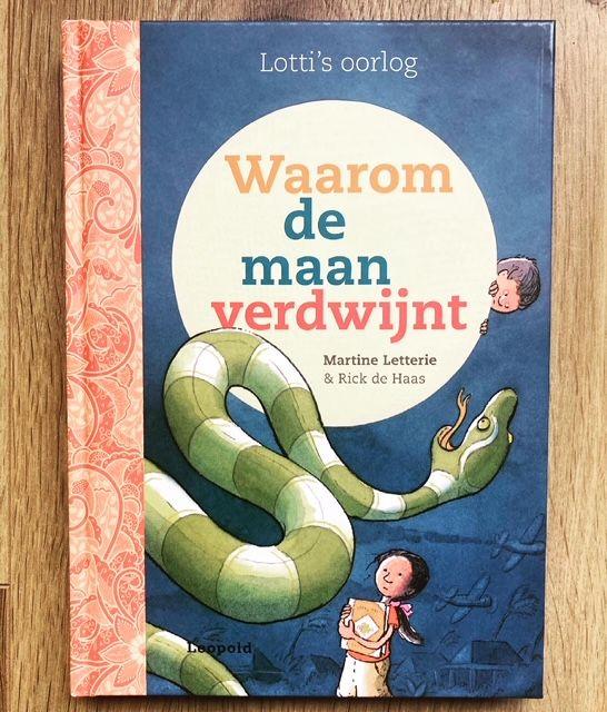 Nieuw boek Martine Letterie