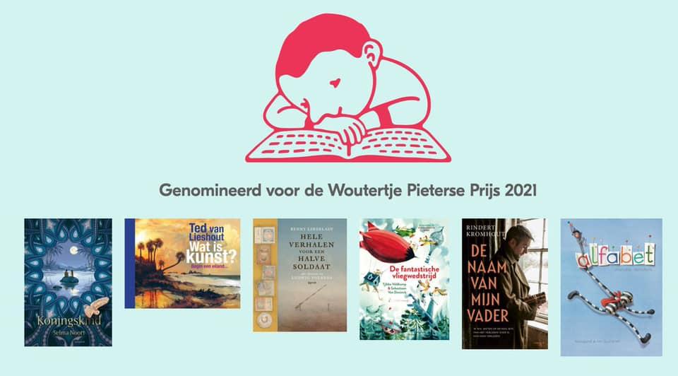 Lessuggesties Woutertje Pieterse Prijs