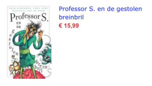 Professor S. en de gestolen breinbril