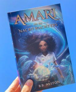 Amari en de Nachtwachters