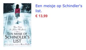 Een meisje op Schindler's list
