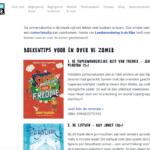 Kidsweek boekentips juni