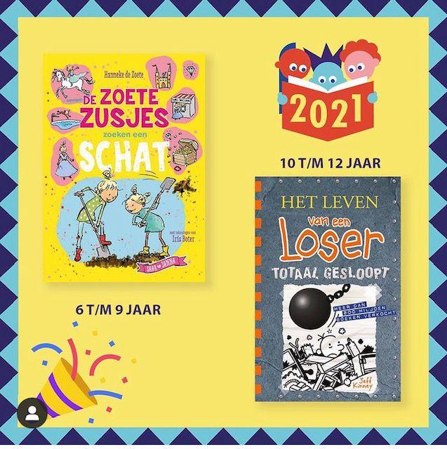Prijs van de Kinderjury 2021