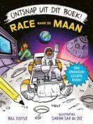 Ontsnap uit dit boek Race naar de maan