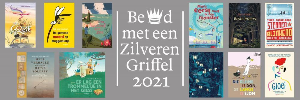 Zilveren Griffels en Penselen 2021