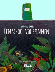 Een school vol spinnen